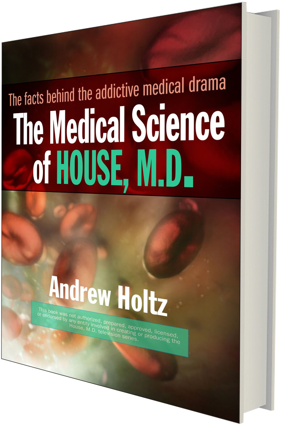 The Medical Science of House, M.D. book cover