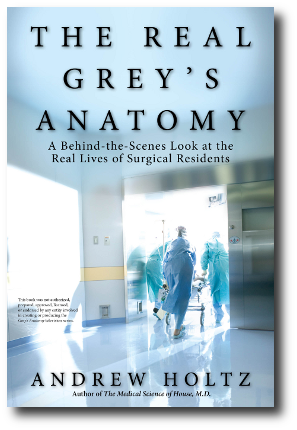 The Real Grey's Anatomy cover