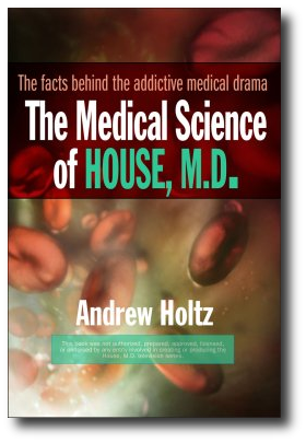 The Medical Science of House, M.D. cover or Dr. House in Deutschland